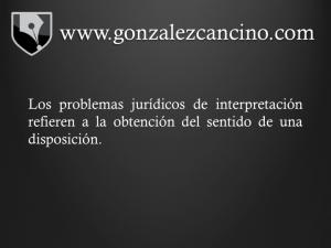 Problema Interpretacion